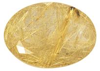 Quartz à Rutile doré 7.68ct