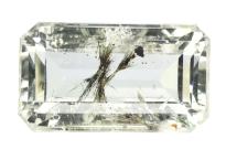 Quartz à inclusions d'actinolite 18.85ct