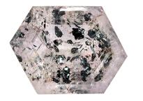 Quartz à inclusions d'hématite 13.07ct