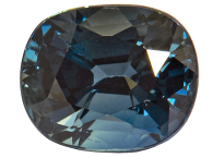 Saphir bleu 1.91ct
