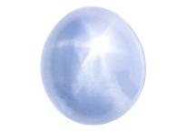 Saphir étoilé 1.29ct