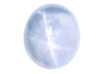 Saphir étoilé 4.58ct