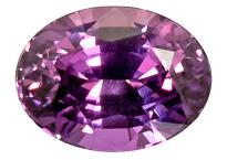 saphir - sapphire - Mogok 0.86ct