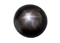 saphir noir black star 2.17ct