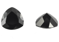 Spinelle noir calibré 1.65ct