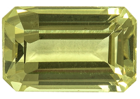 Tourmaline jaune 2.37ct