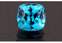 Zircon bleu 1.95ct