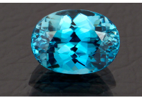Zircon bleu 1.58ct