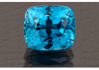 Zircon bleu 2.64ct