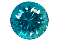 Zircon bleu 1.86ct