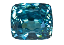 Zircon bleu 1.93ct