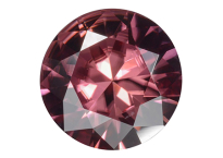 Zircon Terracotta-Hyacinthe 3.25ct