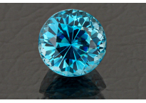 Zircon bleu 1.33ct