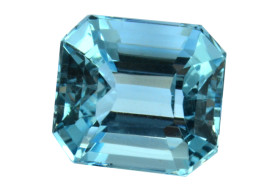 The March birthstone: the aquamarine