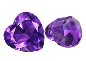 The February birthstone : the amethyst