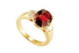SIKIRDJI Laurent-Burmese spinel-diamonds-ring