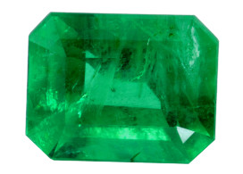 The May birthstone: the emerald