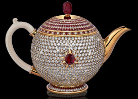 2016-09-09: 3 millions dollars for a teapot