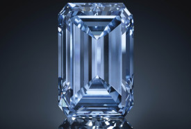 Diamond Oppenheimer Blue