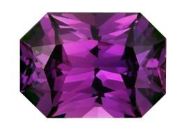 Sapphire purple