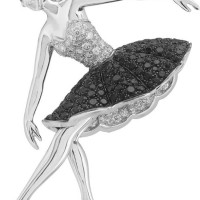 From November 15th, 2017 till January 10th, 2018: Van Cleef and Arpels - Invaluable Ballerinas