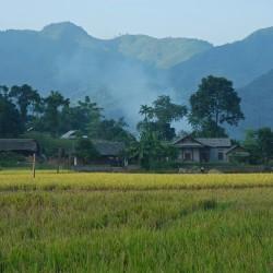 Luc Yen Vietnam 2009