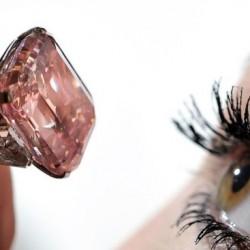 diamant rose - pink diamonds -  24,78ct
