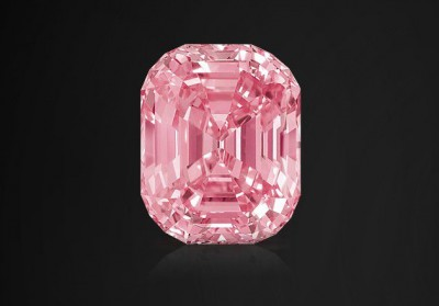 diamant rose - pink dimaond - Graaf pink