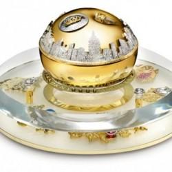26-10-2011 : Le flacon de parfum le plus cher au Monde : le Golden Delicious