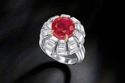 Ruby Myanmar 9,08ct