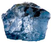 27 janvier 2014: découverte d'un diamant bleu exceptionnel en Afrique du Sud