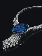 11 novembre 2014: le saphir Blue Belle of Asia