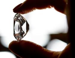 """14 novembre 2012 : vente du diamant """"l'Archiduc Joseph"""", plus de 21 millions de dollars"""