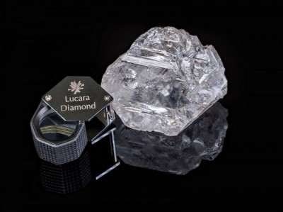 341.94ct rough diamond
