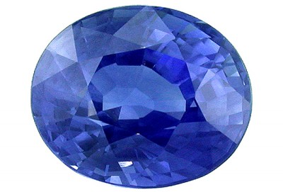 Saphir  - Sapphire - サファイ- Sri Lanka - 4.52ct