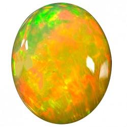 Octobre : l'opale et la tourmaline