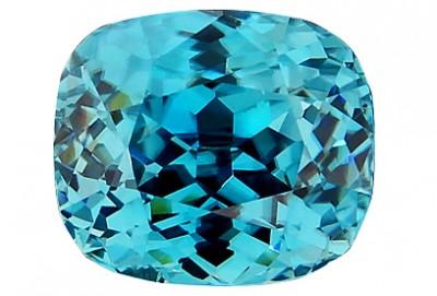 Zircon bleu - Cambodge