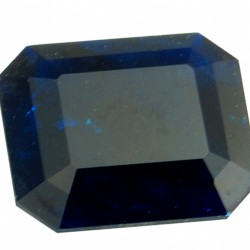 Azurite gemme - Mine de Touissit, Oujda - Maroc