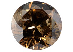Diamant brun - brown diamond