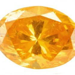 Diamant orange - diamond