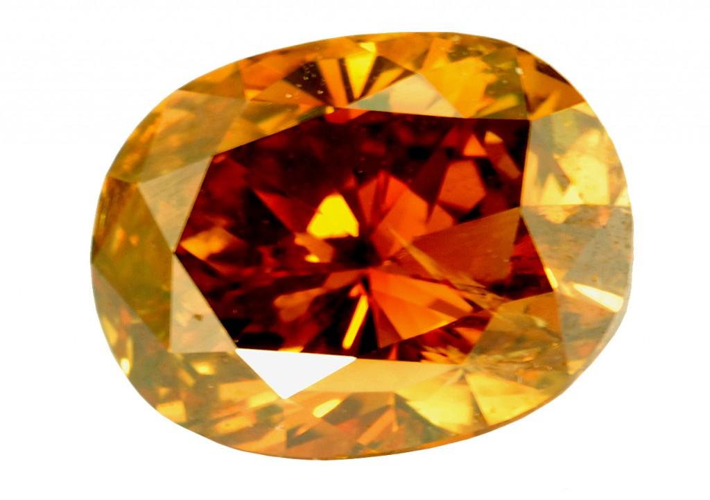 Diamant orange - orange diamond