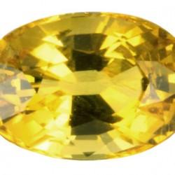Tourmaline jaune