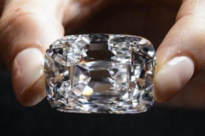 Diamant blanc 100ct - 100ct white diamond