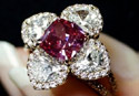 Diamant rouge 2.26ct - 2.26ct red diamond