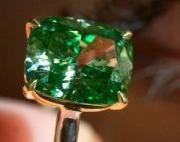 Diamant vert 2.52ct - Green diamond 2.52ct