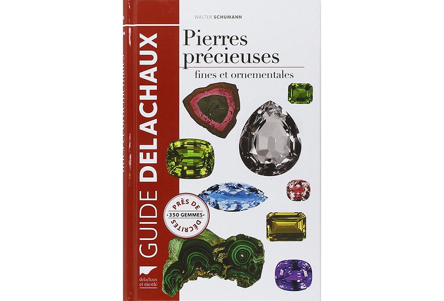"""Guide Delachaux """"Pierres précieuses fines et ornementales"""" Walter Schumann"""