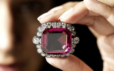 le Spinel Hope - The Hope Spinel