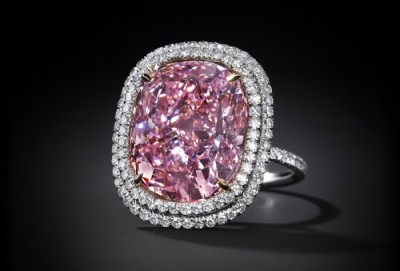 Diamant in the Pink - In the Pink diamond