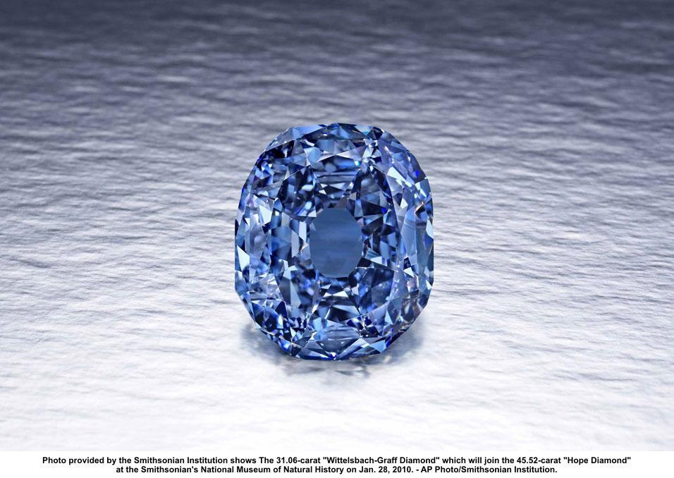 Diamant Wittelsbach-Graff - Wittelsbach-Graff Diamond