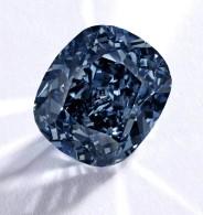 Le blue moon diamond - un exceptionnel diamant bleu